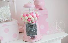 Pink Gumball Machine!:D