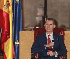 Coronación Felipe VI: Don Felipe será proclamado Rey 'muy probablemente' el 19 de junio #realeza #royalty