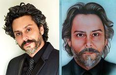 Chefe de caracterização da Globo fala sobre o dia a dia de um maquiador de novela e conta detalhes do seu trabalho em 'Império' - Portal da Maquiagem