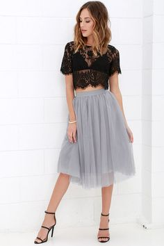 813a0764c5d0 8 best Grey Tulle Skirt images | High fashion photography ...
