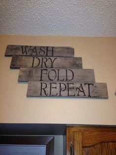 Laundr room
