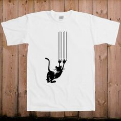 Cat shirt gifts for cat lovers cat gifts funny Cat stretching women ladies men youth tshirt T Shirt Tee shirt - Katzen Cat Gifts, Cat Lover Gifts, Cat Lovers, Shirt Print Design, Shirt Designs, Funny Shirts, Tee Shirts, Diy Shirt, Cat Stretching