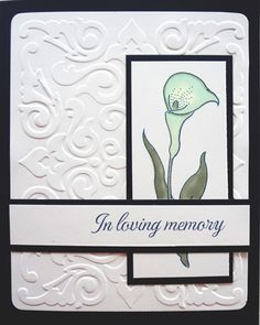 In Loving Memory - Peaceful Memory