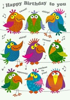 Happy_birthday #birds