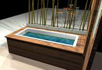 Be Cool - Ideas para disfrutar - Hidromasajes, minipiscinas, saunas, duchas…