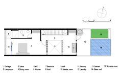 Gallery of 21 House / TonTon-Group - 19