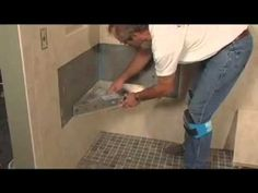 Learn How to tile a Shower from start to finish (4 of 4). #DIY