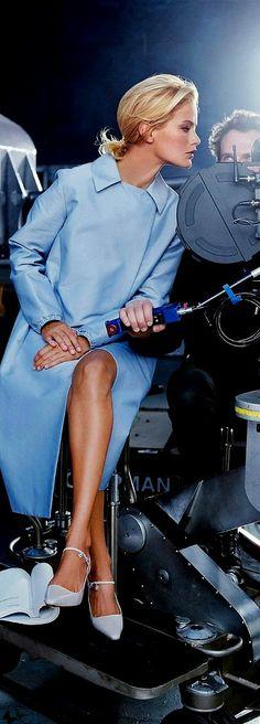 An American Girl~ Carolyn Murphy Hollywood Style- Keep The Glamour ♡ #LadyLuxuryDesigns