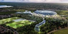 Le Parc Olympique Lyonnais   Grand Stade
