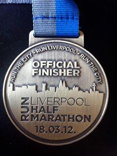 Liverpool Half Marathon 2012
