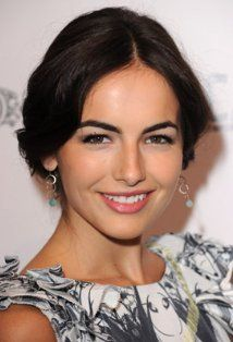 Camilla Belle. I adore strong, dark eyebrows and hers are absolutely fantastic.