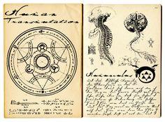 Alchemist's Handbook  Source: uchiha-slayer