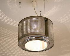 lampara tambor de lavarropa