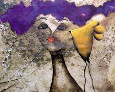 Lucia Rohrmann paintings - Google Search