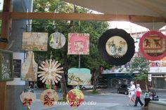 Feira de Artesanato Circuito Rio EcoSol - Praça Saens Penna - dias 19, 20 e 21 de dezembro
