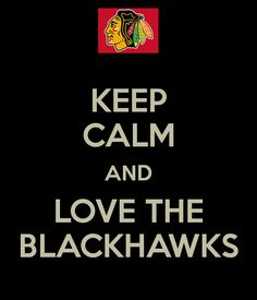 Blackhawks,  I was happy for the Hawks winning the cup last year, I am not an Hawk's fan, I am from Montreal, I am a Canadian  fan, I hope they will have a better season then last season [montreal]. Go Habs Go!!!!!!