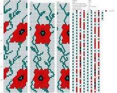 Жгуты из бисера схемы's photos – 5,696 photos   VK