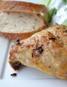 Pittige kippenbouten uit de oven - OhMyFoodness