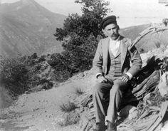 Male - outdoor scenery :: Western History, 1894, 1890 - 1900