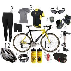 Beginner triathlon bike gear guide #Twotri