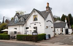 The Auld Smiddy Inn, Pitlochry by pondhopper1, via Flickr