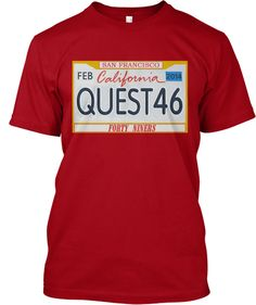 49er Quest 4 Six Tee - 7 Days Only!