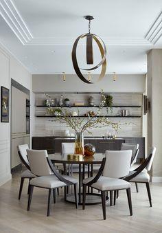 Asian Interior Design, Showroom Interior Design, Contemporary Interior Design, Luxury Chairs, Luxury Dining Room, Dining Table Design, Dining Tables, Decoration, Furniture