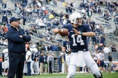 PENN STATE – FOOTBALL 2013 – It's game time.