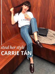 Você precisa conhecer o estilo de Carri Tan.