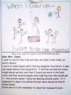 Worth reading...so funny!