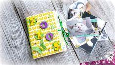 Fotoalben - Handgefertigtes Minialbum  File-Folder-Style - ein Designerstück von n8eulchen1979 bei DaWanda