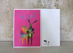 Alles Gute – Postkarte von Irina Mmurs Things auf DaWanda.com