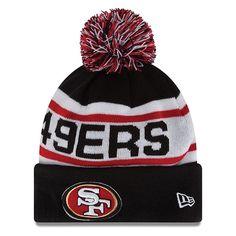 New Era NFL San Francisco 49ers Biggest Fan Redux Beanie Hat