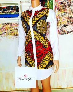 Latest Ankara Gown Styles For wedding: Top 50 Trendy And Unique Ankara Styles for wedding African Fashion Ankara, Latest African Fashion Dresses, African Print Fashion, Africa Fashion, African Style, Short African Dresses, African Blouses, African Print Dresses, Ankara Stil