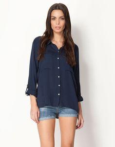 Bershka Lebanon - Bershka coloured shirt