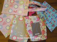 tea bag collection