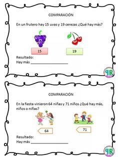 Problemas para I grado | Profe Yano Multiplication Worksheets, Kindergarten Worksheets, Math 2, Maila, Sistema Solar, Teaching Spanish, Business For Kids, Body Language, Fun Projects