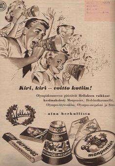 Hellaksen kesämakeiset - 1952