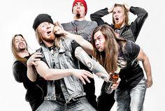 #Stam1na #AnttiHyrdeHyyrynen #KaiPekkaKaikkaKangasmäki #EmilHippiLähteenmäki #PekkaPexiOlkkonen #TeppoKakeVelin #Finnish #ThrashMetal Thrash Metal, Metalhead, I Dress, My Music, Guys, Couples, Couple Photos, My Love, Couple Pics