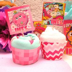 distroller cupcakes wrappers y toppers