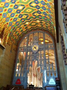 guardian building detroit the clock is a tiffany
