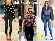 10 Looks de Como Usar: Hot Pants Jeans