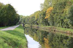 Canal du Nivernais, Sainte-Pallaye (Yonne 89) #Nivernais  #Yonne #Burgundy #France