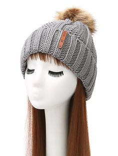 SHARE & Get it FREE | Pom Ball Striped Crochet Beanie CapFor Fashion Lovers only:80,000+ Items • New Arrivals Daily • Affordable Casual to Chic for Every Occasion Join Sammydress: Get YOUR $50 NOW!