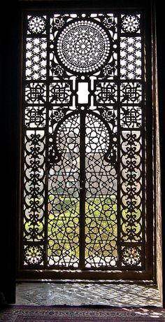 Arabesque Window | Flickr - Photo Sharing!