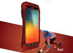 Love Mei Samsung Galaxy Note 5 Powerful Small Waist Upgrade Version Case