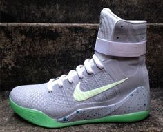 783f6d3af9eb Nike Kobe 9 Elite  Air Mag  Custom iD