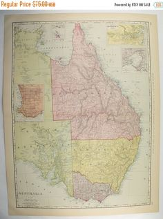 Map Of Australia 1901.7 Best Map Of Australia Images In 2014 Map Australia Map Australia