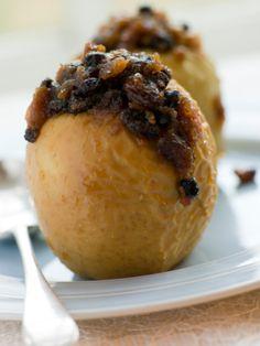Smart Sweet: Maple & Cinnamon Baked Apples and Pears