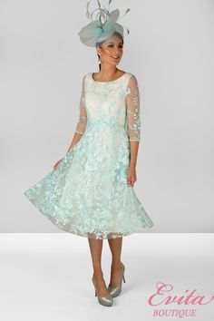 Mother of the Bride Archives - Evita - Mother of the Bride Archives - Evita - ? Mother Of The Bride Fashion, Mother Of The Bride Dresses Long, Mother Of Bride Outfits, Mob Dresses, Wedding Dresses, Wedding Hats, Wedding Outfits, Turquoise Color Dress, Chiffon